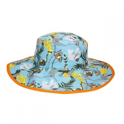 Reversible Sunhat Jungle
