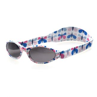 Adventure Banz Mod Butterfly Sunglasses for under 2 years