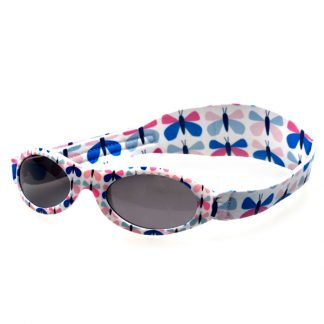 Adventure Banz Mod Butterfly sunglasses for 2-5 years