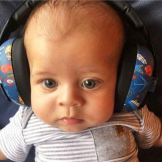 Baby wearing 0-2 years earmuffs Transport