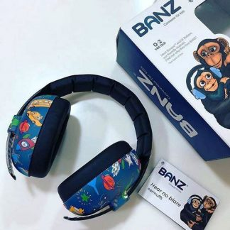 Unboxed! 0-2 years earmuffs in Transport