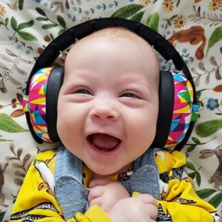 Hear No Blare Earmuffs for under 2 years